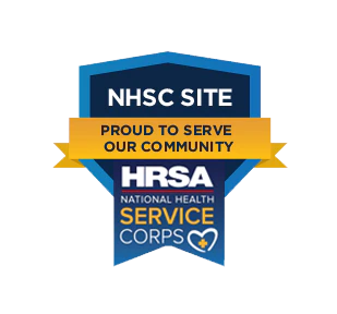 NHSC Site Badge
